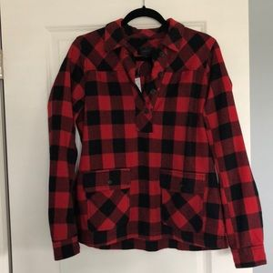J.Crew Buffalo Check Women's Shirt